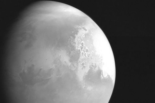 China is set to land on Mars for the first time