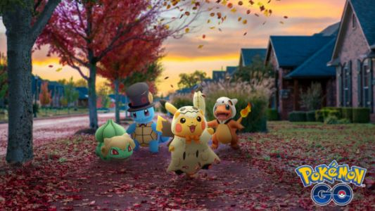 Pokémon GO Gets In The Spooky Spirit With Halloween Event
