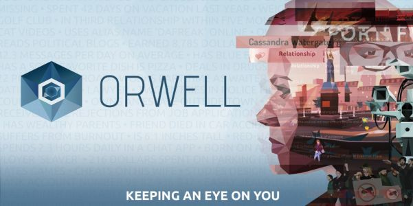 Orwell: Keeping an Eye On You, the narrative-driven Big Brother sim, is now available for Android