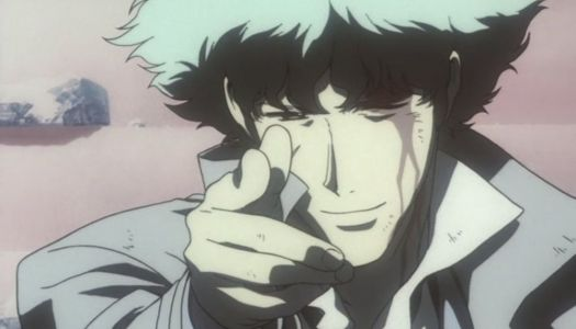 COWBOY BEBOP Enters the Spider-Verse in This Great GIF