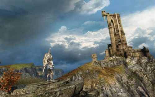 Groundbreaking Infinity Blade removed from App Store, hard to support