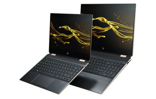 HP Spectre x360 13, 15 laptops launch with premium style and features