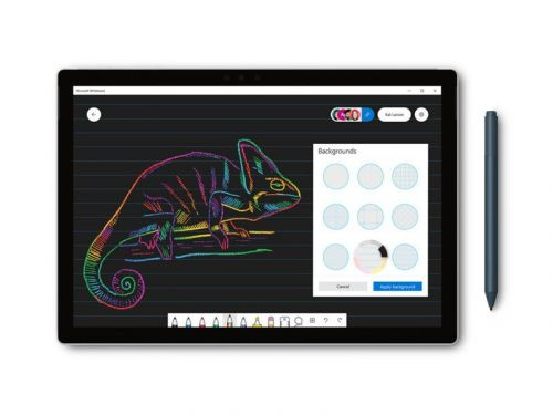 Microsoft Whiteboard for EDU is now available worldwide