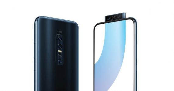 Vivo's new phone has a dual-cam pop-up because what else is left to do?