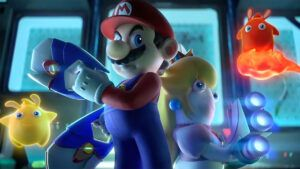 Ubisoft and Nintendo officially reveal Mario + Rabbids Sparks of Hope