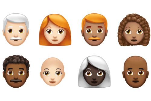 Apple adding 70 new emoji including super hero, cupcake, and redheads to iOS 12