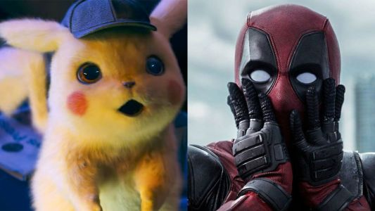 Ryan Reynolds Compares Detective Pikachu and Deadpool in New Image