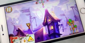 'Angry Birds' is celebrating ten years in the App Store
