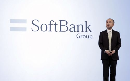 SoftBank to use telecom shares as collateral in $4.5bn loan