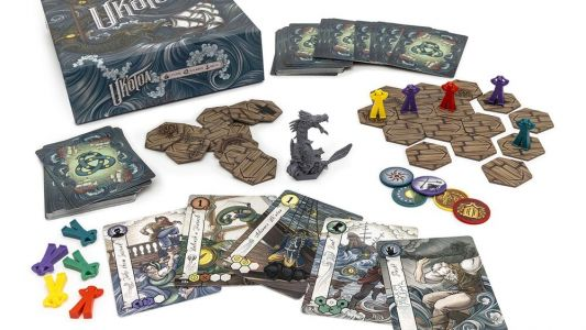 CRITICAL ROLE to Launch First Board Game UK'OTOA Through Darrington Press This Month