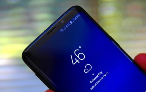 Samsung tipped to be testing in-screen front camera