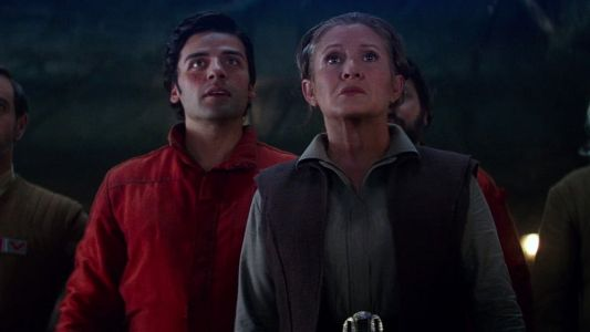 Poe and Leia's Relationship Will Carry Over Into STAR WARS: EPISODE IX