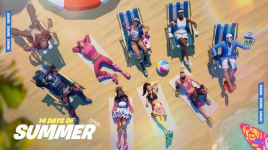 Fortnite 14 Days of Summer event: Everything you need to know