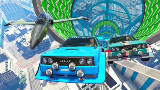 Rockstar Transforms Races In GTA Online With New Trailer