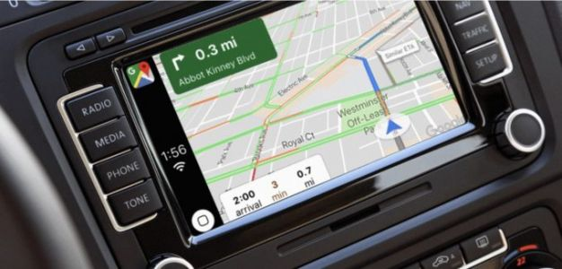 Google Maps for CarPlay released for iOS 12