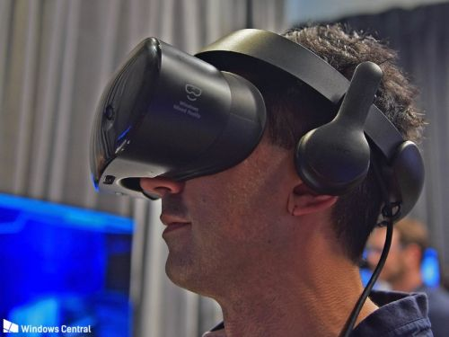 How to enable Windows Mixed Reality joysticks in any SteamVR game
