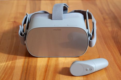 Gearing up to step into virtual reality