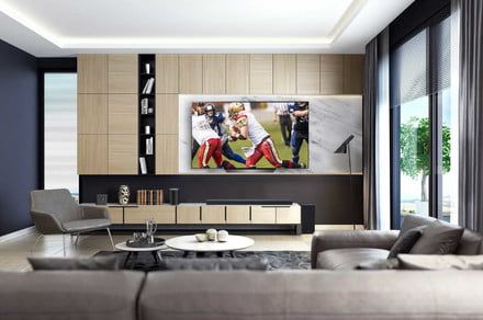 You can get a screaming deal on LG OLED TVs just in time for the Super Bowl