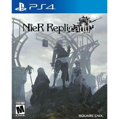 Nier Replicant Discounted To $40 On Xbox One And PS4