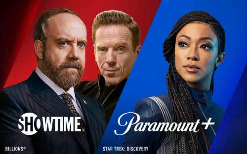 You Can Now Bundle SHOWTIME & Paramount+ For $12/Month