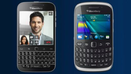 Telus reminds BB10 BlackBerry users that network connectivity ends Jan. 4, 2022