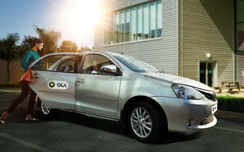 Uber-rival Ola expands service to south west England