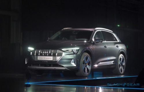 You're too late to reserve a 2019 Audi e-tron First Edition