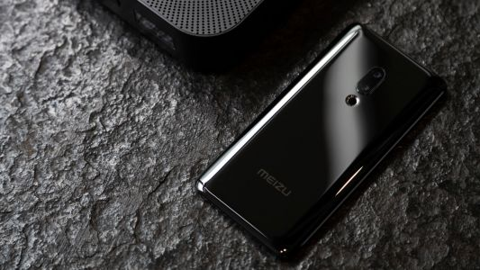 Meizu Zero is the first phone with no buttons or ports
