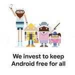 Android might not remain free because of new EU ruling