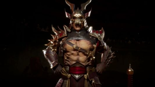 Watch Mortal Kombat 11's New Shao Kahn Trailer