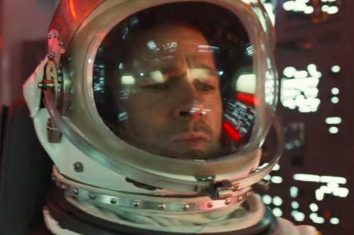 'Ad Astra' Review: Brad Pitt Goes Interplanetary in a Stunning Space Epic
