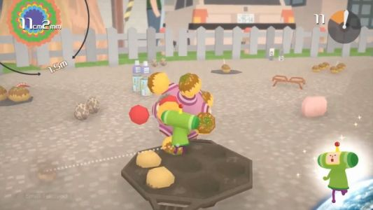 Katamari Damacy Reroll Coming Early Next Month, Getting Demo At Launch