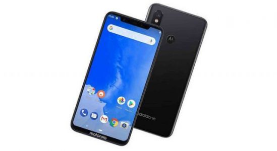 Black Motorola One Power live images snapped in the wild