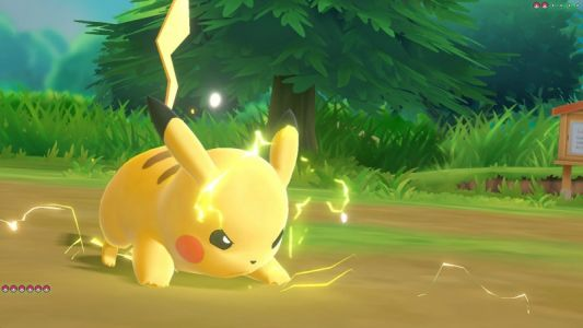Where's Our Pokémon: Let's Go, Pikachu & Eevee Review?