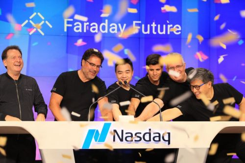 Faraday Future just became a publicly traded company