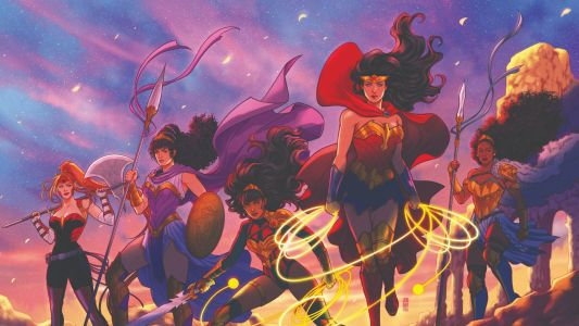 """""""Massive"""" Wonder Woman-centric Trial of the Amazons crossover coming to DC in 2022"""