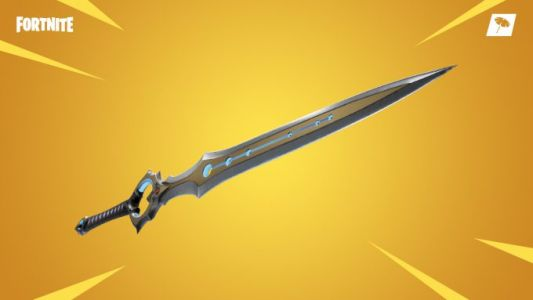 Fortnite stuffs the Infinity Blade into the vault