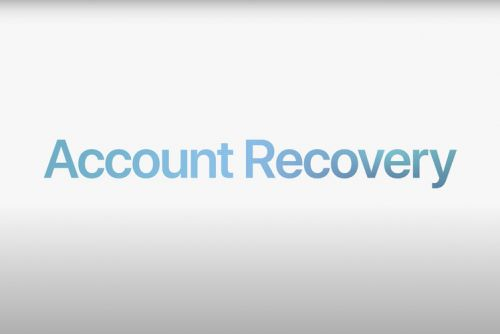 What is Apple Account Recovery and how do Recovery Contacts work?