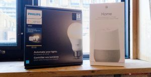Contest: Win a Google Home and Philips Hue starter kit