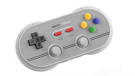 The 8BitDo N30 Pro 2 Controller Is a Great Sequel