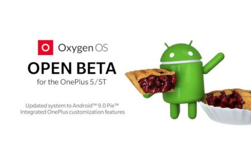 OnePlus 5/5T Android 9.0 Pie beta has finally arrived