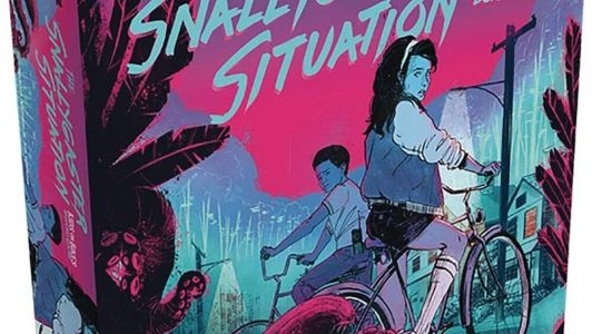 Review: THE SNALLYGASTER SITUATION is a Fun Supernatural Co-Operative Board Game