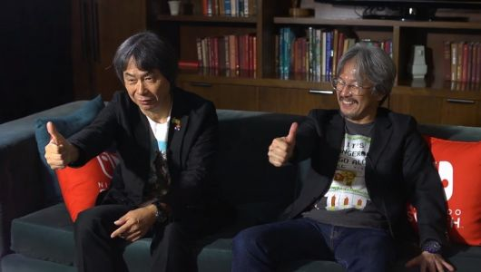 After All These Years, Eiji Aonuma Still Gets Excited At The Idea Of Collaborating With Shigeru Miyamoto