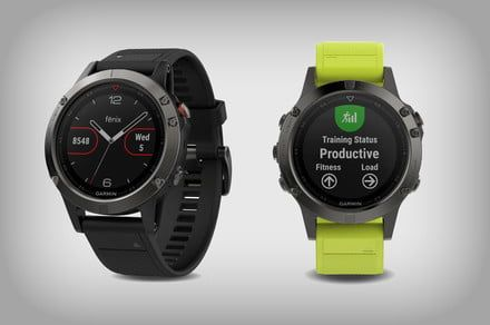 The nearly perfect Garmin Fenix 5 GPS smartwatch is now on sale for $100 off