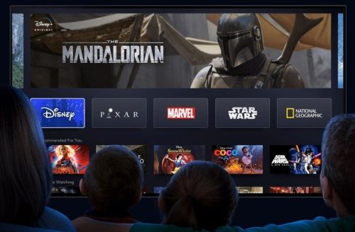 Yes, you can get Disney+ on Apple TV, iPhone, and iPad