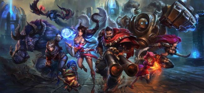 U.S. Government Bans League Of Legends In Iran And Syria