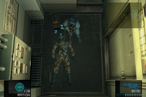 The first two Metal Gear Solid games are back on PC, but they are not looking their best