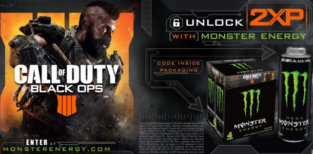 Black Ops 4: The Many Ways To Earn Double XP By Eating Food
