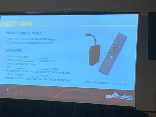Dish Making The Android TV Stick Dream A Reality With AirTV Mini