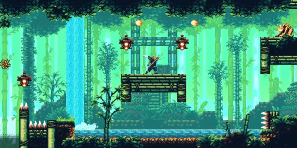 The Messenger Review - A Tale Of Two Games
